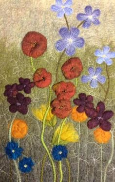 Woodhall Spa Art Quilt…..   Lincs In Stitches