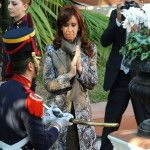 Cadena Nacional: Cristina entregó el sable corvo del General San Martín al Museo Histórico Nacional