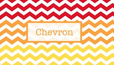 As a graphic designer, I've been on a quest to understand the fascination with the chevron pattern and why it recently seems so novel in printed design. Back in the 1970's and '80s, the chevron was relegated to crocheted afghans for the sofa. I think it is for this reason many people have some nostalgia associated with the chevron pattern, as it reminds us collectively of home and family. It is a classic design that sometimes invokes an emotional response.