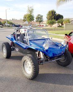 Dune Buggy Car Volkswagen, Vw Cars, Vw Camper, Volkswagen Beetles, Vw Beach, Beach Buggy, Manx Dune Buggy, Vw Baja Bug, Quad