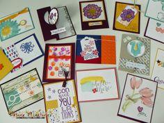 Stampin' Up 2014-2015 Annual Catalog Sample!!!!  Stampin' Up Blendablities and more! Katina Martinez  www.lovinglifeslittleblessings.com