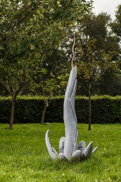 Moonflower Hans Rikken sculptor