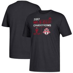 Toronto FC adidas 2017 MLS Cup Champions Locker Room T-Shirt – Black c3556dfad