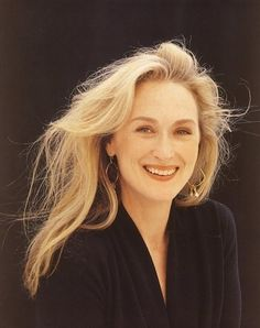Meryl Streep - can I please look this good when I get older?