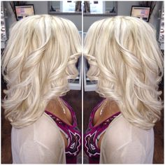 HOW TO: Dimensional Blonde Extreme - Wellness - Modern Salon Ice Blonde, Cool Blonde, Pretty Blonde Hair, Summer Blonde Hair, Yellow Blonde Hair, Perfect Blonde, Light Blonde, Black Hair, Short Hair