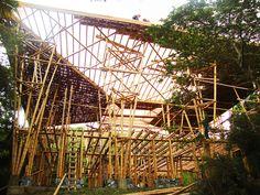 Cali, Colombia: Escuela de Bambú inicia campaña para finalizar su construcción