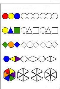 Örüntü çalışmaları Preschool Writing, Kindergarten Worksheets, Learning Activities, Preschool Activities, Teaching Kids, Kids Learning, Visual Perception Activities, Pattern Worksheet, Math Patterns