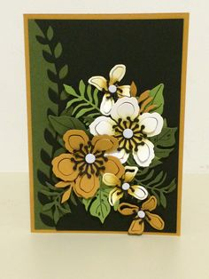 BOTANICAL GARDENS DSP | mmm ... Stampin' Time with Michele