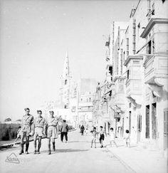 Marsamxet Valletta 1943