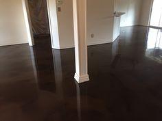 metallic epoxy floor for home - Dionth - Epoxy - Welcome Haar Design Epoxy Countertop, Kitchen Countertops, Epoxy Floor Basement, Metallic Epoxy Floor, Patio Flooring, Designer, Hardwood Floors, Home Decor, Guitar