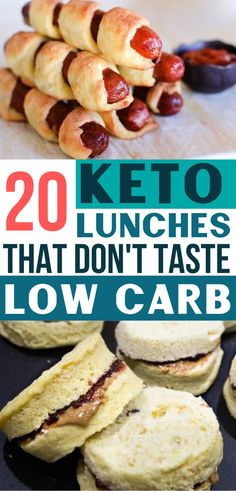 These keto lunches are the BEST for weight loss! Now I have so many easy keto lunch recipes to make on my keto diet. Lots of low carb lunch ideas to pack for work too!