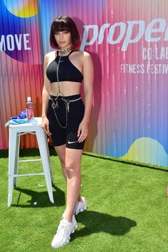 Charli XCX Charli Xcx, Crop Tops, Fitness, Women, Fashion, Moda, Women's, Fashion Styles, Woman