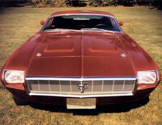 1965 Ford Mustang Mach 1 Prototype