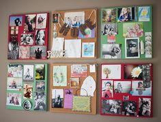 Photo board.
