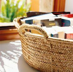 Cajas y cestos. Orden y encanto en toda la casa · ElMueble.com · Trucos