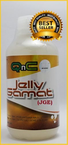 QnC Jelly Gamat adalah obat / suplemen herbal yang terbuat dari bahan-bahan alami seperti Ekstrak Teripang Emas, Sweetener Stevia, Air RO (Reverse Osmosis), Pengemulsi Nabati, Essen Natural, Serta Ekstrak Buah & Sayur. QnC Jelly Gamat Sudah Terdaftar Di DEPKES P-IRT No. 109321601291-1229 dan telah bersertifikat Halal sehingga kualitas dan keasliannya sangat terjamin. Selain itu juga, QnC Jelly Gamat cocok dikonsumsi semua usia mulai anak usia 1 tahun serta ibu hamil & menyusui.
