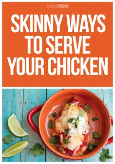 Tired of the same boring chicken? Mix things up with these delicious chicken recipes!