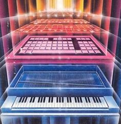 #synthesizer #synthwave #synthpop #synth #spacesynth #synths #synthesizers #synthporn #neontalk #neon #flashback #80sart #80sdesign #80s #scifiart #tron