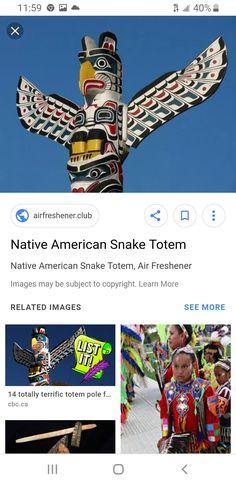 Snake Totem, Totem Poles, Native American, Image, Totems, Native Americans, Native Indian
