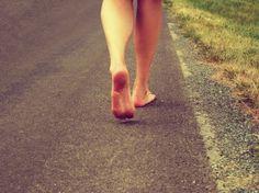 walking with plantar fasciitis