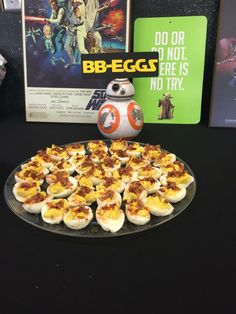 Star Wars Party Appetizer Idea…