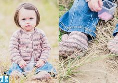 Cardigan and Booties Brand: Elle Count: Yarn: Sock Wool Yarn has been discontinued – another yarn can be used as a substitute Size From: Birth Size To: 3 years Baby Patterns, Wool Yarn, Baby Kids, Knitting, 3 Years, Children, Sock, Birth, Count