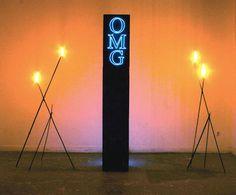 vilety:  Daniel Keller and Nik Kosma, OMG Obelisk, 2007