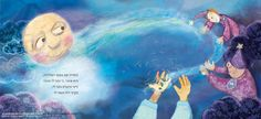 """A new children book i illustrated: """"Garden of Stars"""" by Lea Goldberg  She was a prolific Hebrew poet, author, playwright, literary translator and researcher of Literature. Her writings are considered classics of Israeli literature and remain very popular among Hebrew speaking Israelis"""