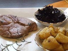 Pille bárány vörösboros trombitagombával - Motoros konyhája Muffin, Breakfast, Recipes, Food, Pills, Morning Coffee, Eten, Recipies, Ripped Recipes