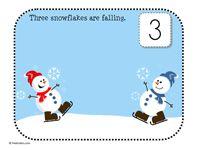 free printable snowman play doh mats