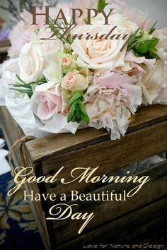 Happy Thursday! ❤️ I will thank you A.L. ~Your welcome, and <3 right back at you m.h./M...and I thank you!..Lovely