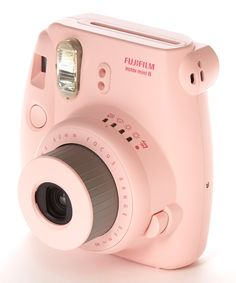 Pink Instax Mini 8 Camera & Film Set | zulily