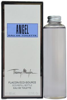 men thierry mugler angel edt (eco-refill )