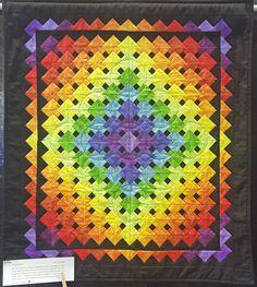 Color Burst, Joan Solomon;
