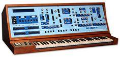 Vintage Synth Explorer | E-mu Audity