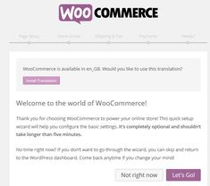 Setting up a WooCommerce shop with the Customizr theme - Press Customizr Documentation