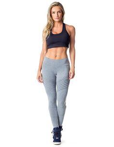 Calça Legging Fusô Hung Up - Vestem Dani Banani Fashion Fitness Sport Fashion, Fitness Fashion, Fitness Style, Women's Fashion, Estilo Fitness, Oufits Casual, Girls Swimming, Healthy People 2020 Goals, Poses