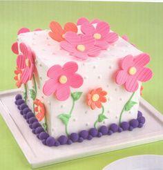 Decoración de pasteles, busca más estilos en http://mipagina.1001consejos.com/forum/topics/8-ideas-de-decoracion-de-pasteles