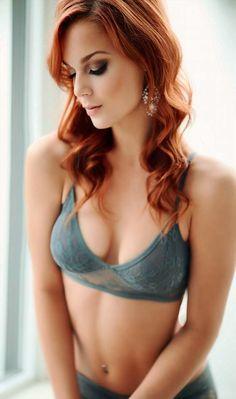 Hot redhead lesbisk sex