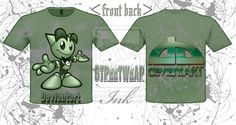 deviantart t-shirt designed by streetwear ink by ~StreetWearinc on deviantART