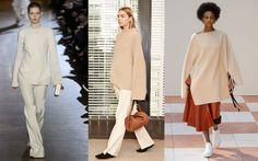 Ob bei Céline, The Row oder Stella McCartney – in diesem Herbst sehen uns die Designer in super cleanen Oberteilen. Wir haben preiswerte Alternativen für euch.