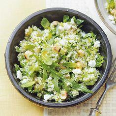 Recept - Bloemkool met groene paprika - Allerhande