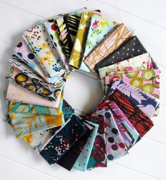 Habitat by Jay McCarroll - have to look for some of his fabrics, love Jay McCarrroll