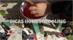 Experimento água e cores na Educação Infantil