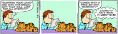 Garfield & Friends | The Garfield Daily Comic Strip for January 24th, 2007