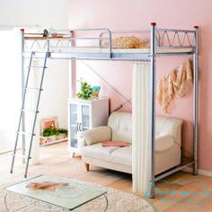 Dorel Twin Over Futon Contemporary Bunk Bed Walmart Com
