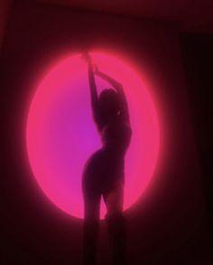 Pink Tumblr Aesthetic, Bad Girl Aesthetic, Purple Aesthetic, Bedroom Wall Collage, Photo Wall Collage, Picture Wall, Aesthetic Backgrounds, Aesthetic Iphone Wallpaper, Pink Neon Wallpaper