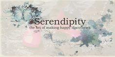 Serendipity .. <3