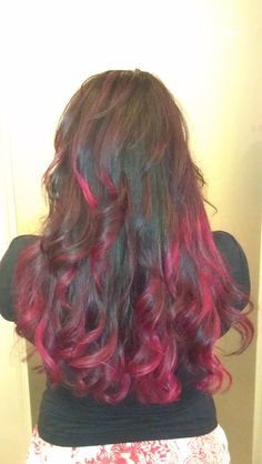 1000+ images about Hair dos I like on Pinterest | Pink ...