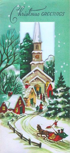 *Vintage Christmas